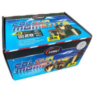 Feuerwerksbatterie Colour Moments