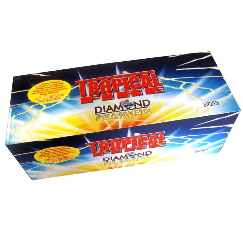 Feuerwerksbatterie Tropical