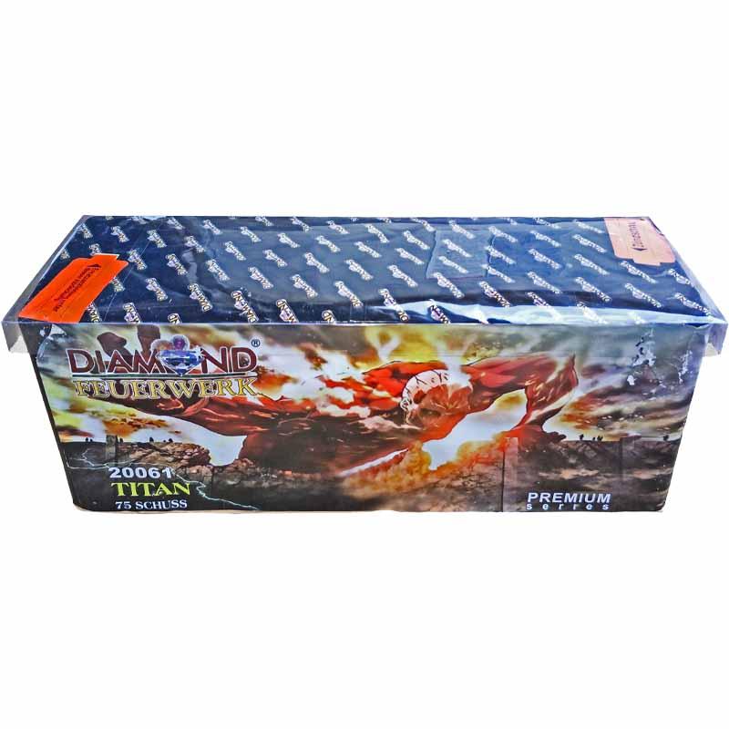 Feuerwerksbatterie Titan
