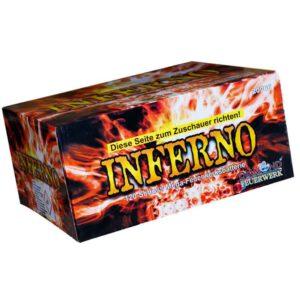 Feuerwerkbatterie Inferno