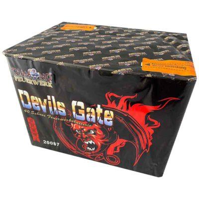 Feuerwerksbatterie Devils Gate