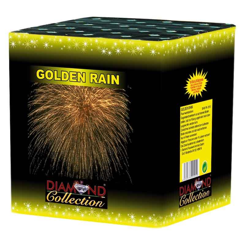 Feuerwerksbatterie Golden Rain