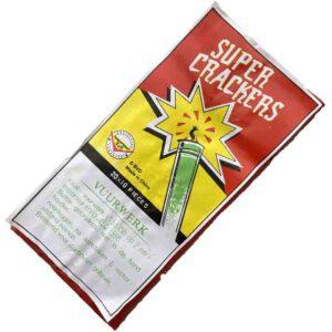 Kanaller Crackers