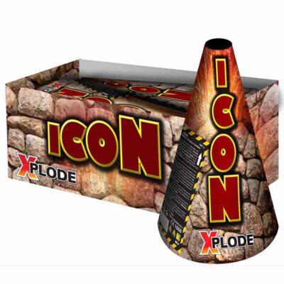 Feuerwerksvulkan ICON